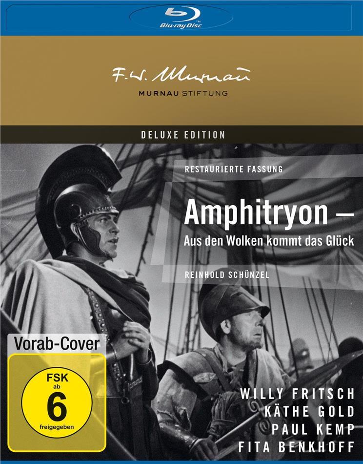 Amphitryon - Aus den Wolken kommt das Glück (F. W. Murnau Stiftung, s/w, Deluxe Edition, Restaurierte Fassung)