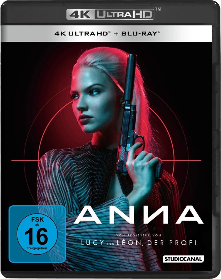 Anna (2019) (4K Ultra HD + Blu-ray)