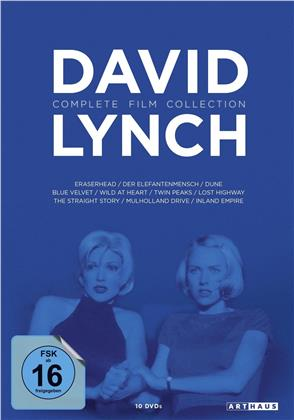 David Lynch (Complete Film Collection, 10 DVDs)