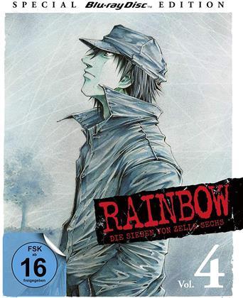 Rainbow - Die Sieben von Zelle Sechs - Staffel 1 - Vol. 4 (Special Edition)