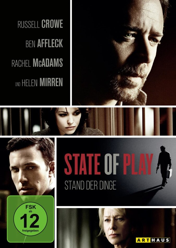 State of Play - Stand der Dinge (2009) (Neuauflage)