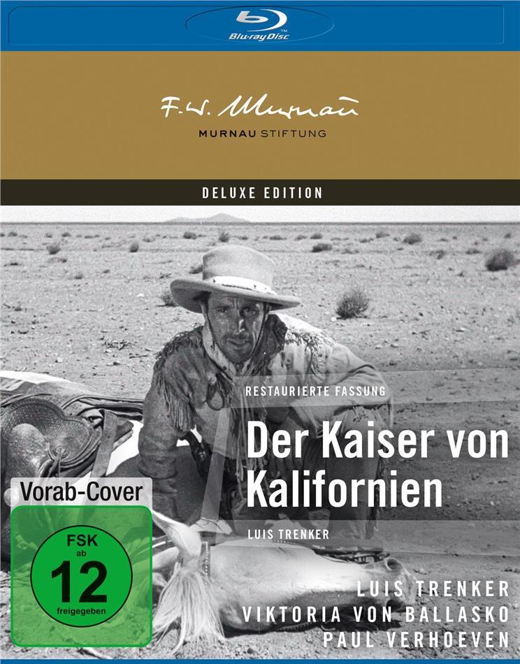 Der Kaiser von Kalifornien (1936) (F. W. Murnau Stiftung, s/w, Deluxe Edition, Restaurierte Fassung)