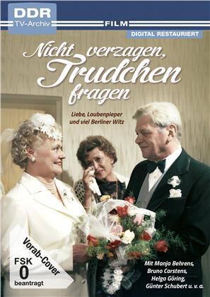 Nicht verzagen, Trudchen fragen (1980) (DDR TV-Archiv, Edizione Restaurata)