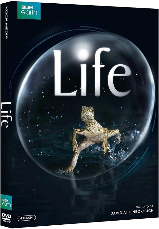 Life (2009) (BBC Earth, 4 DVDs)