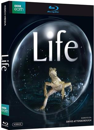 Life (2009) (BBC Earth, 4 Blu-rays)