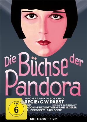 Die Büchse der Pandora (1928) (n/b, Edizione Limitata, Mediabook, Blu-ray + DVD)