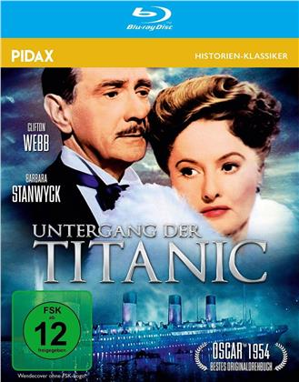 Untergang der Titanic (1953) (Pidax Historien-Klassiker)