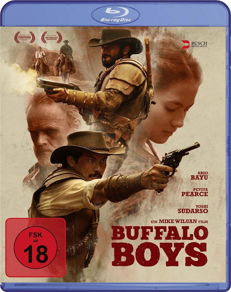 Buffalo Boys (2018) (Uncut)