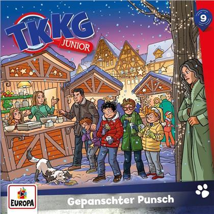 TKKG Junior - 009/Gepanschter Punsch