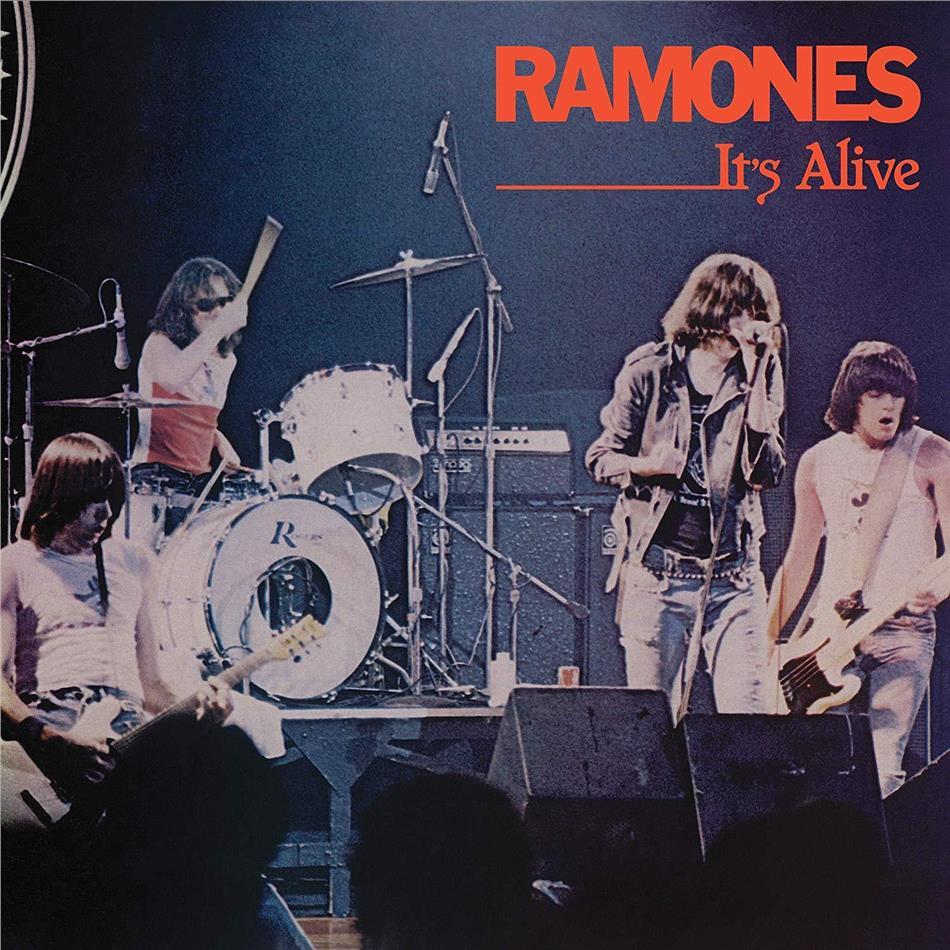 Ramones - It's Alive (2019 Reissue, Rhino, 2 LPs)
