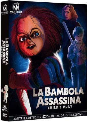 La bambola assassina (1988) (Midnight Classics, Limited Edition, 2 DVDs)