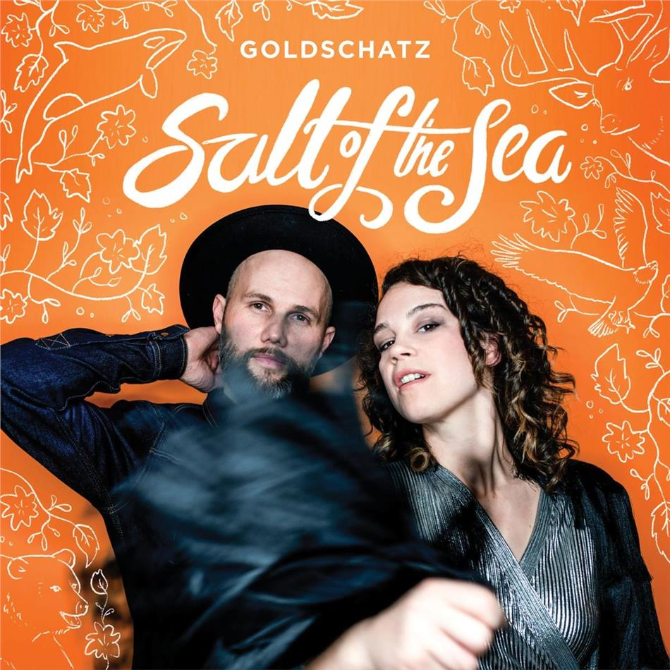 Goldschatz - Salt Of The Sea