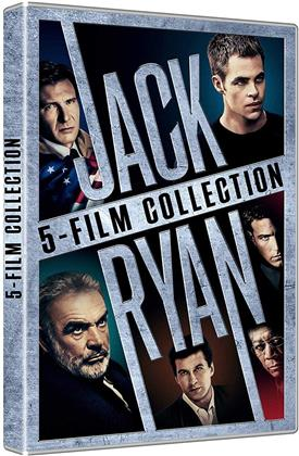 Jack Ryan - 5-Film Collection (5 DVD)