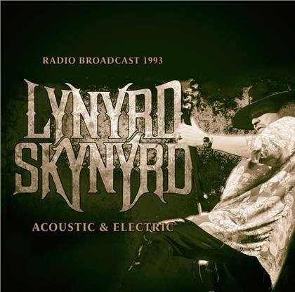 Lynyrd Skynyrd - Acoustic & Electric