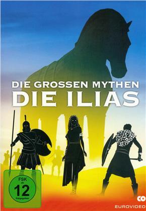 Die grossen Mythen 2 - Die Ilias - Die komplette Serie (2 DVDs)