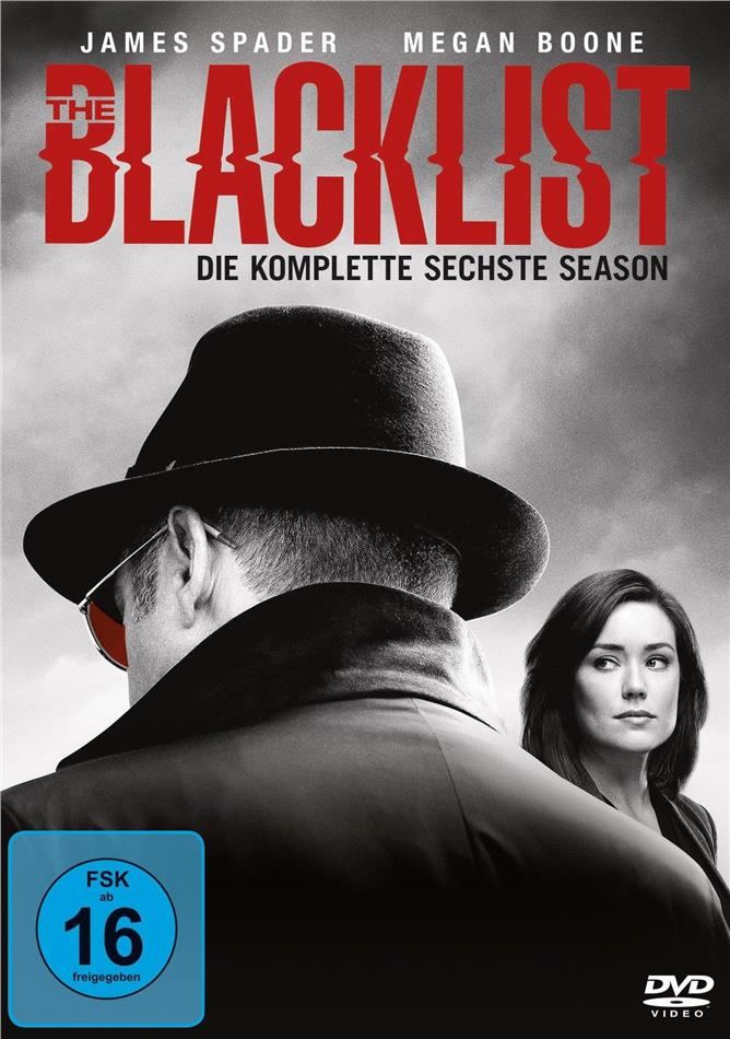 The Blacklist - Staffel 6 (6 DVDs)