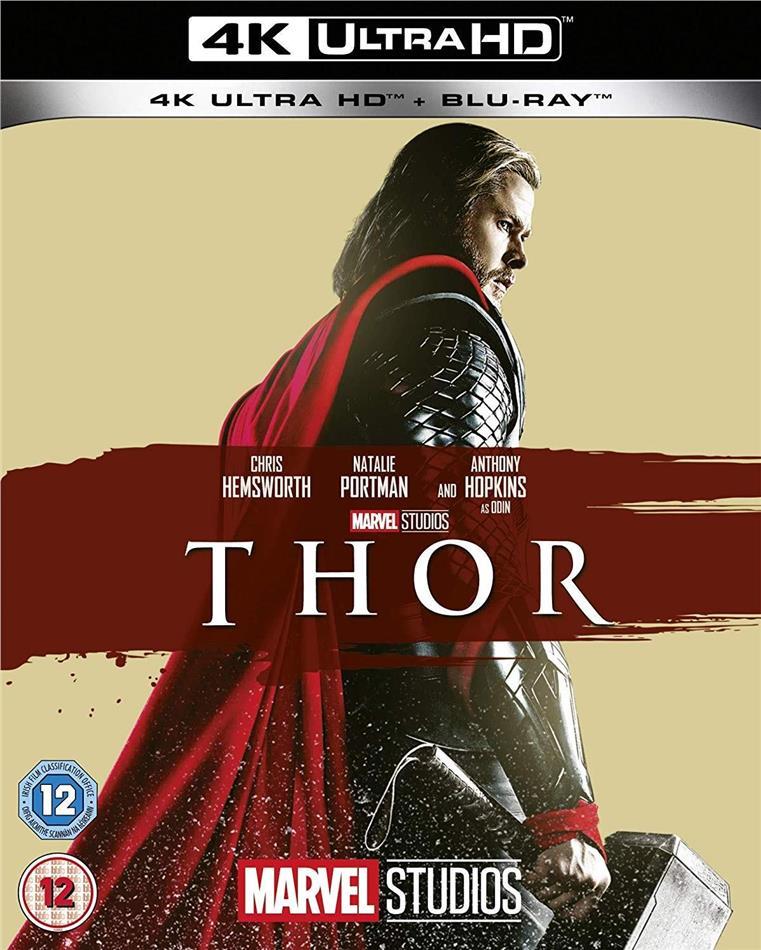 Thor (2011) (4K Ultra HD + Blu-ray)