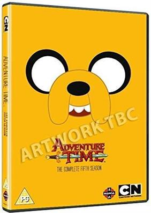 Adventure Time - Season 5 (4 DVD)
