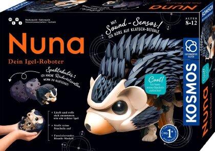 Nuna - Dein Igel-Roboter (Experimentierkasten)