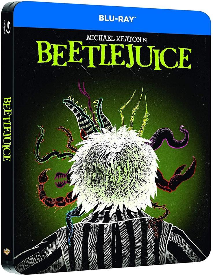 Beetlejuice (1988) (Limited Edition, Steelbook)