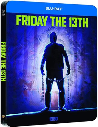 Friday the 13th - Vendredi 13 (1980) (Limited Edition, Steelbook)