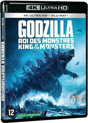 Godzilla 2 - Roi des Monstres (2019) (4K Ultra HD + Blu-ray)