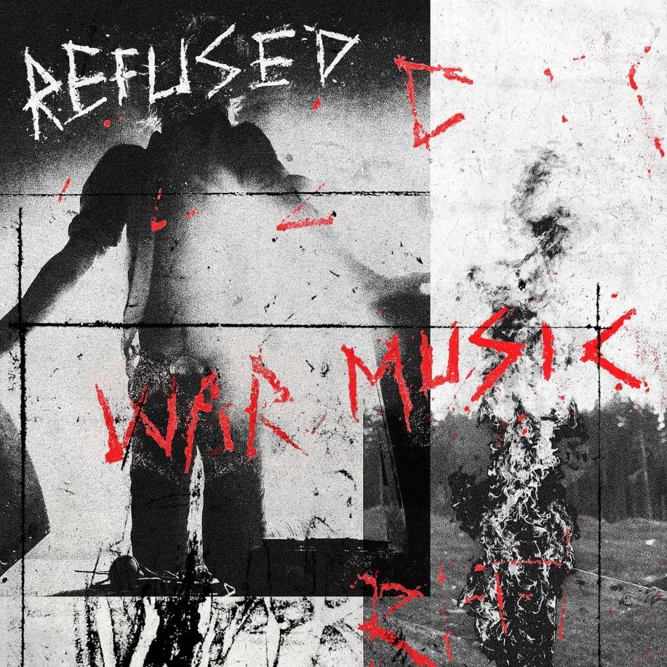 Refused - War Music (LP)