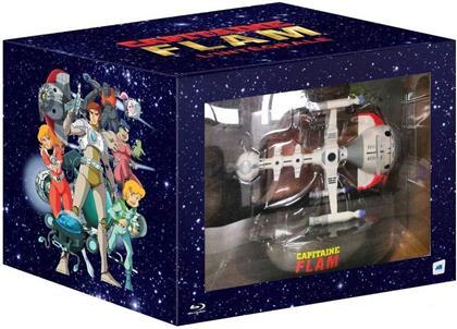 Capitaine Flam - L'intégrale (con Figurina, Versione Rimasterizzata, 6 Blu-ray)