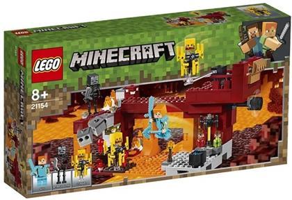 Die Brücke - Lego Minecraft