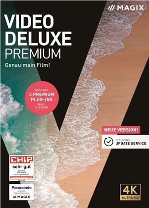 MAGIX Video deluxe Premium 2020