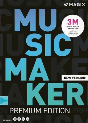 MAGIX Music Maker Premium Edition 2020