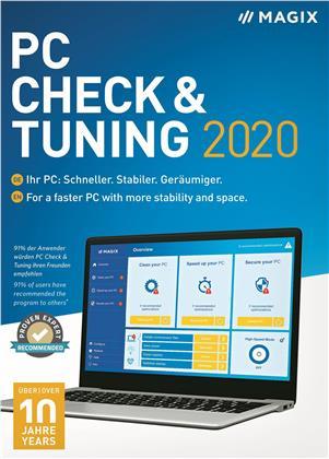 MAGIX PC Check & Tuning 2020