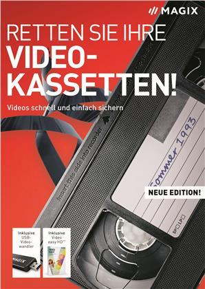 MAGIX Retten Sie Ihre Videokassetten 2020