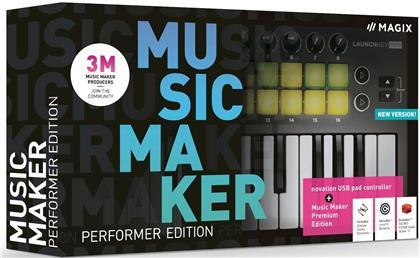 MAGIX Music Maker Performer Edition 2020