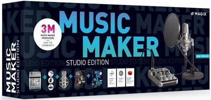 MAGIX Music Maker Studio Edition 2020
