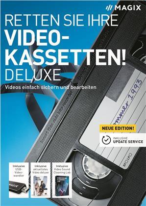 MAGIX Retten Sie Ihre Videokassetten deluxe 2020