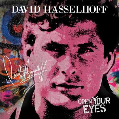 David Hasselhoff - Open Your Eyes (Limited, LP)