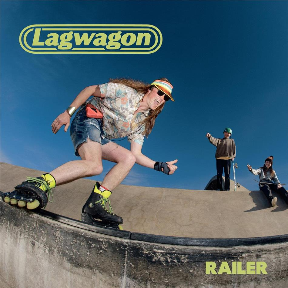 Lagwagon - Railer (LP)