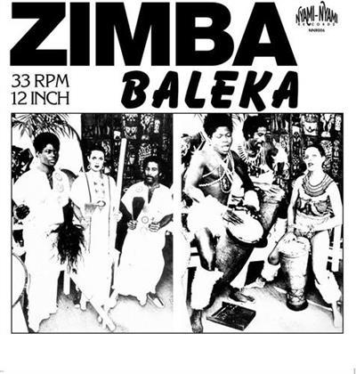 Zimba - Baleka (2019 Reissue, LP)