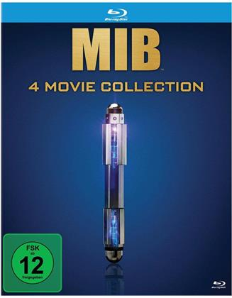 Men in Black 1-4 - 4 Movie Collection (Limited Edition, 4 Blu-rays)