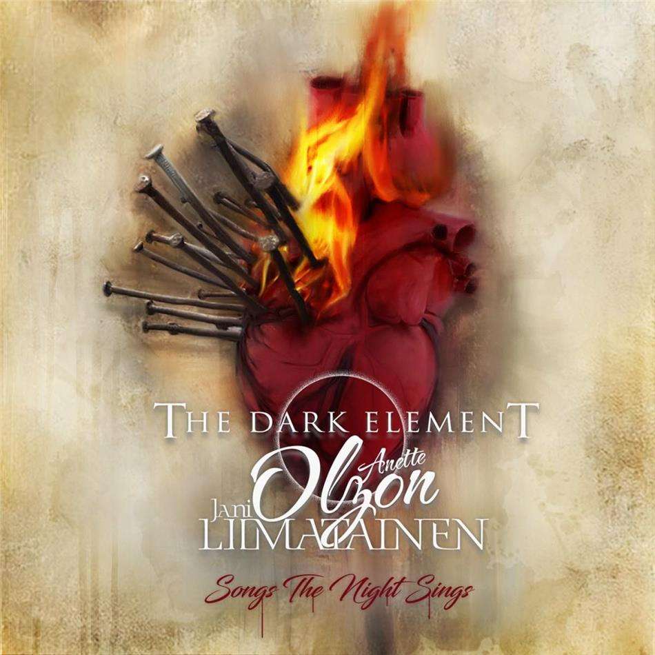 The Dark Element feat. Anette Olzon (Ex-Nightwish) feat. Jani Liimatainen - Songs The Night Sings