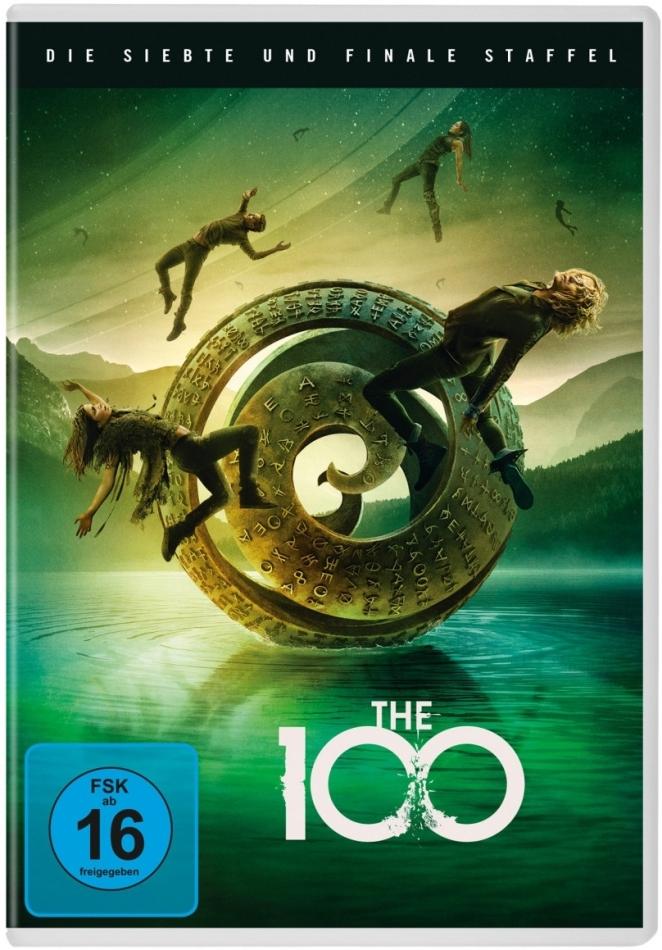 The 100 - Staffel 7 (4 DVDs)