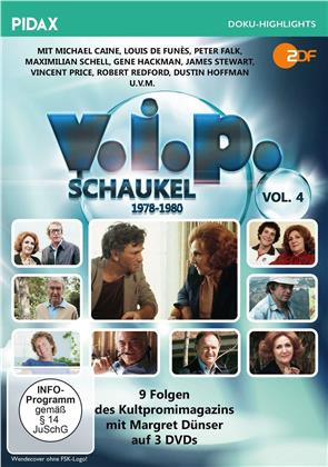 V.I.P.-Schaukel - Vol. 4: 1978-1980 (Pidax Doku-Highlights, 3 DVDs)