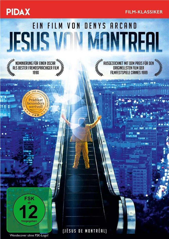 Jesus von Montreal (1989) (Pidax Film-Klassiker)