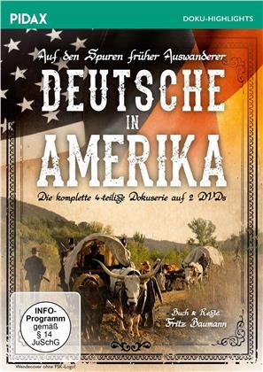 Deutsche in Amerika (Pidax Doku-Highlights, 2 DVDs)
