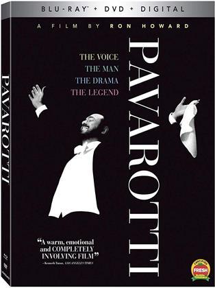 Pavarotti (2019) (Blu-ray + DVD)