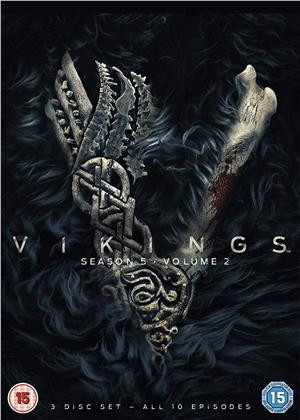 Vikings - Season 5.2 (3 DVDs)