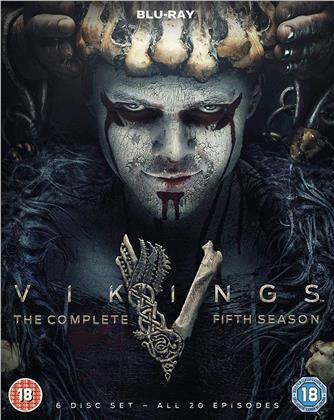 Vikings - Season 5 Vol. 1+2 (6 Blu-rays)