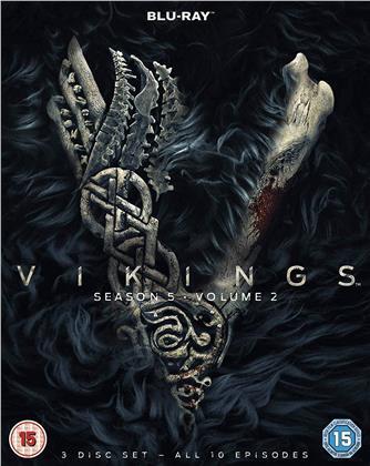 Vikings - Season 5.2 (3 Blu-rays)