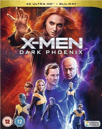 X-Men - Dark Phoenix (2019) (4K Ultra HD + Blu-ray)